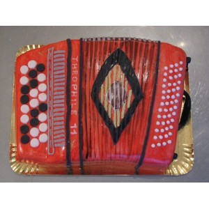 gâteau accordéon