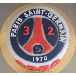 gâteau foot PSG