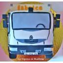 le gâteau camion