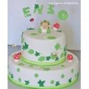 le gâteau lutin (à étages ou wedding cake)