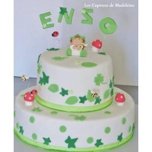 gâteau lutin (à étages ou wedding cake)