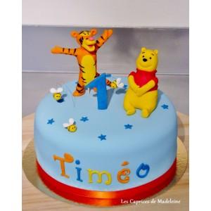 gâteau Tigrou, Winnie et leurs amis