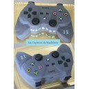 le gâteau manette PS3 jeux vidéo