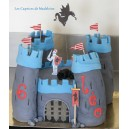 le gâteau château fort