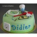 le gâteau électricien