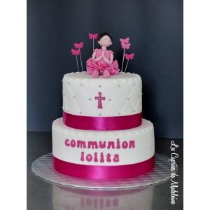 gâteau danseuse (à étages ou wedding cake)