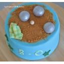 le gâteau pétanque