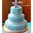 le gâteau nounours (à étages ou wedding cake)