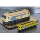 le gâteau locomotive sncf