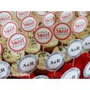 Cupcakes mariage (ici mini)