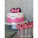 gâteau Minnie 3