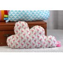 Coussin nuage fantaisie flamand