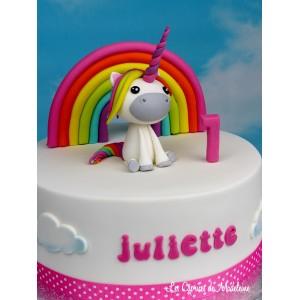 gâteau licorne 1