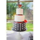 Wedding cake rockabilly