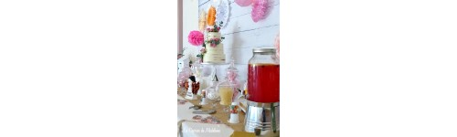 Sweet table et candy bar